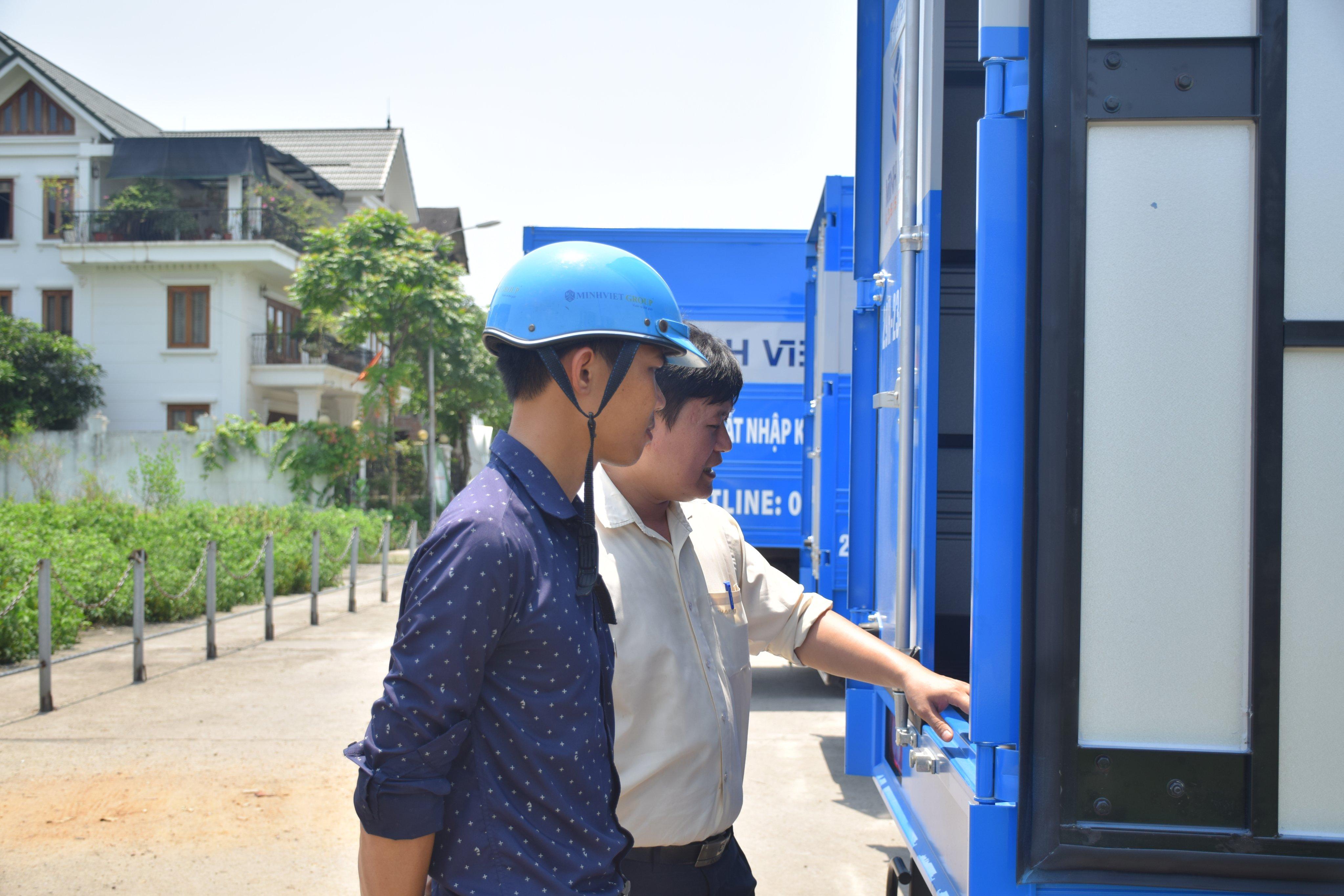 4 lý do khiến dịch vụ vận tải Minh Việt Logistics trở nên khác biệt