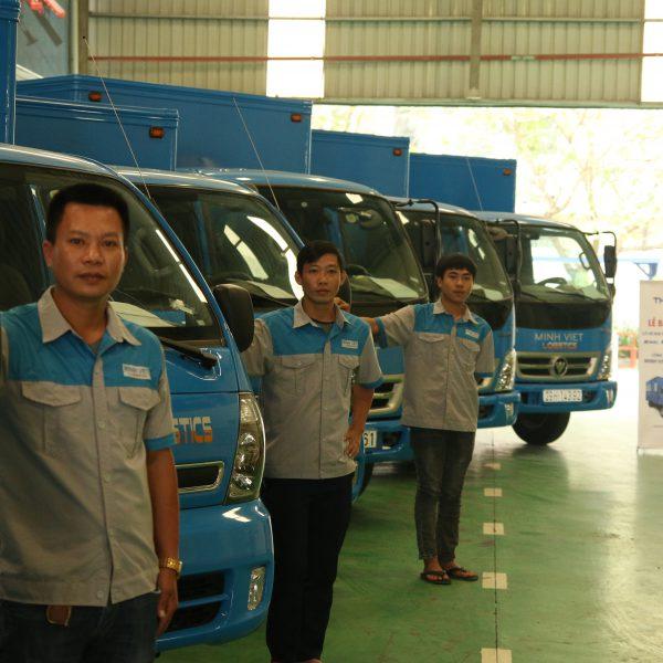 Dịch vụ vận chuyển uy tín – tận tâm – chuyên nghiệp
